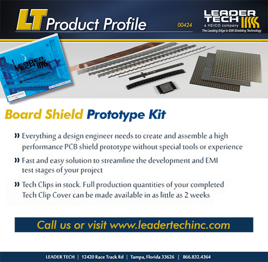 board shield prototype kit