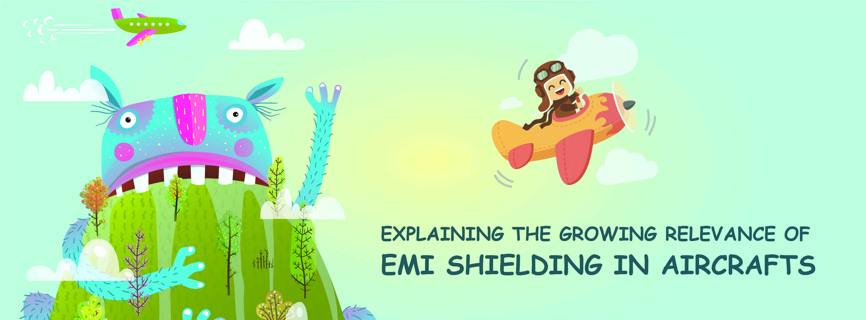 EMI Shielding in Aircrafts