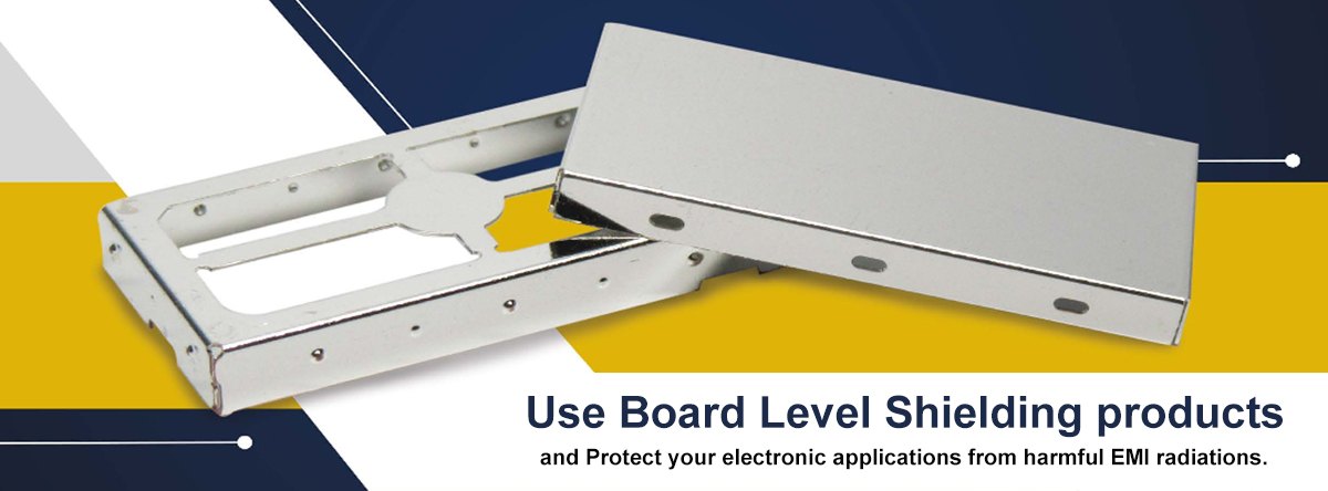 3 Board Level Shielding Solutions