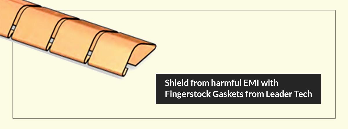CuBe Fingerstock Gaskets