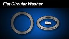 Flat Circular Washer