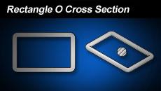 Rectangle O Cross