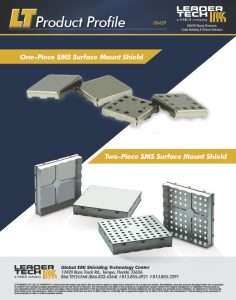 SMS Surface Mount Shields