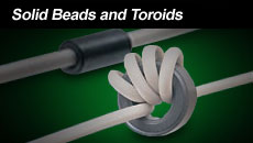 Solid Beads and Toroids