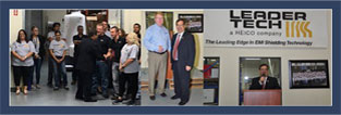 "Congressman Bilirakis Visits Leader Tech and Congratulates Them on a ""Job Well Done"""