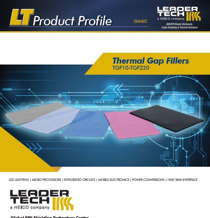 Thermal Gap Filler Product Profile