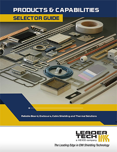 Products & Capabilities Brochure