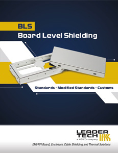 Board Level Shielding