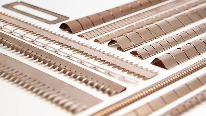 Beryllium Copper Fingerstock