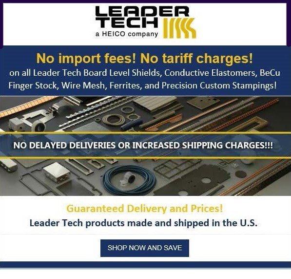 Leader Tech Products Made in the USA