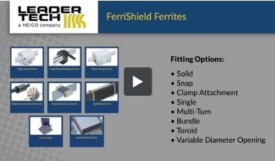 Watch Our FerriShield Ferrite Video